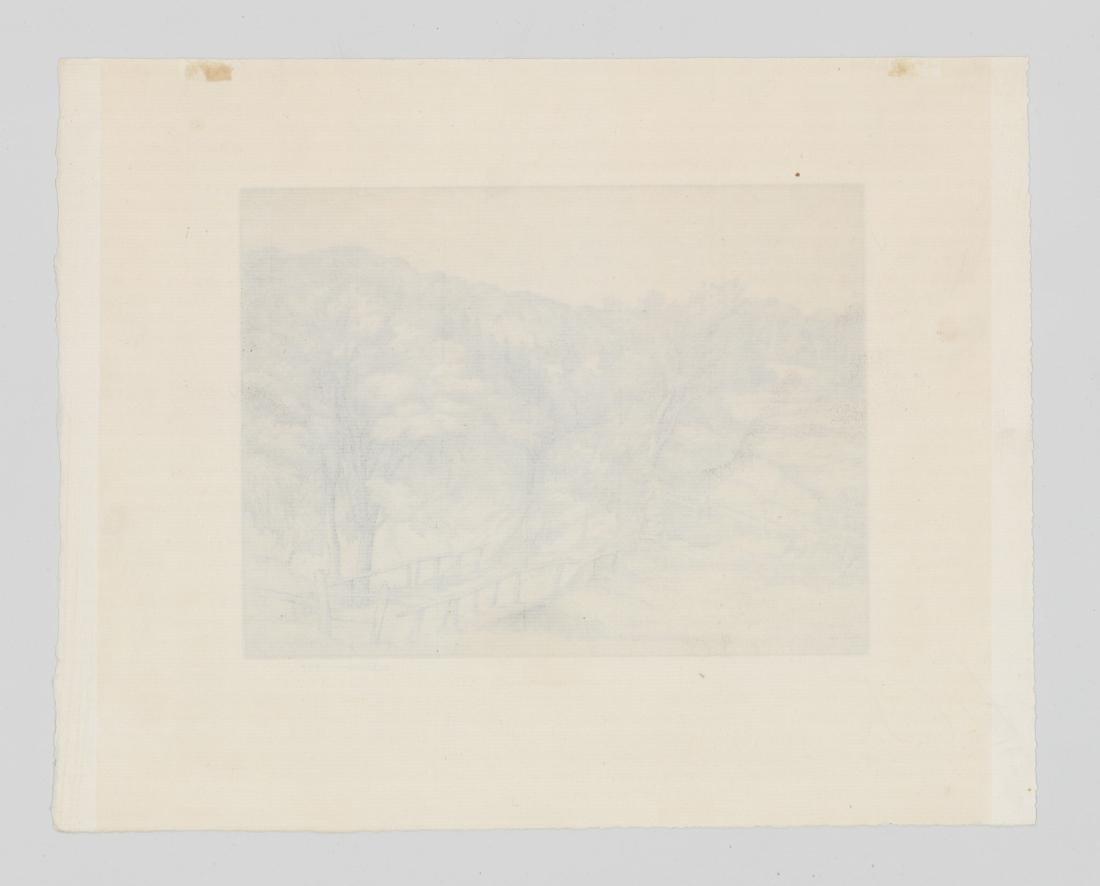 Thomas Nason Etching - 4