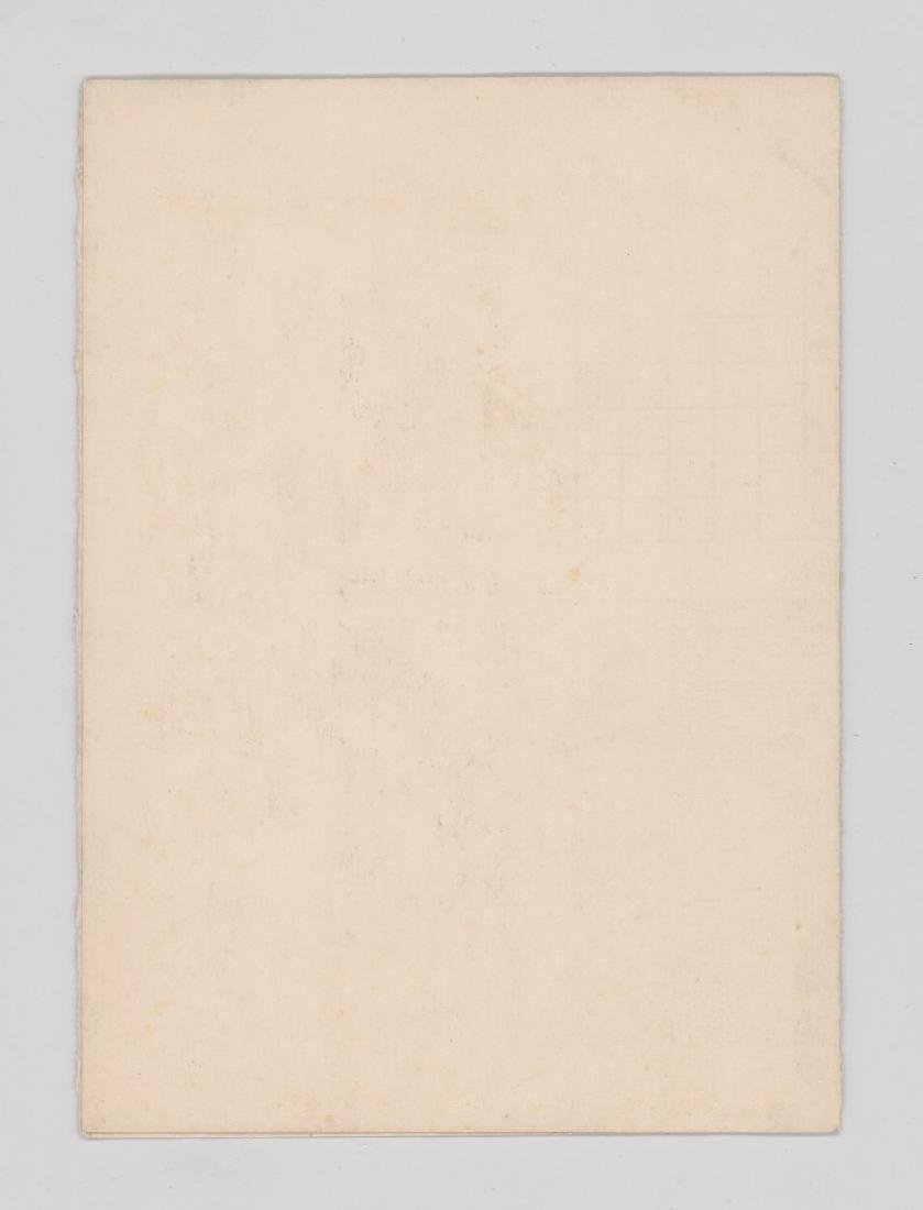 Paul Berdanier Sr. (New York 1879 - 1961) Etching - 4