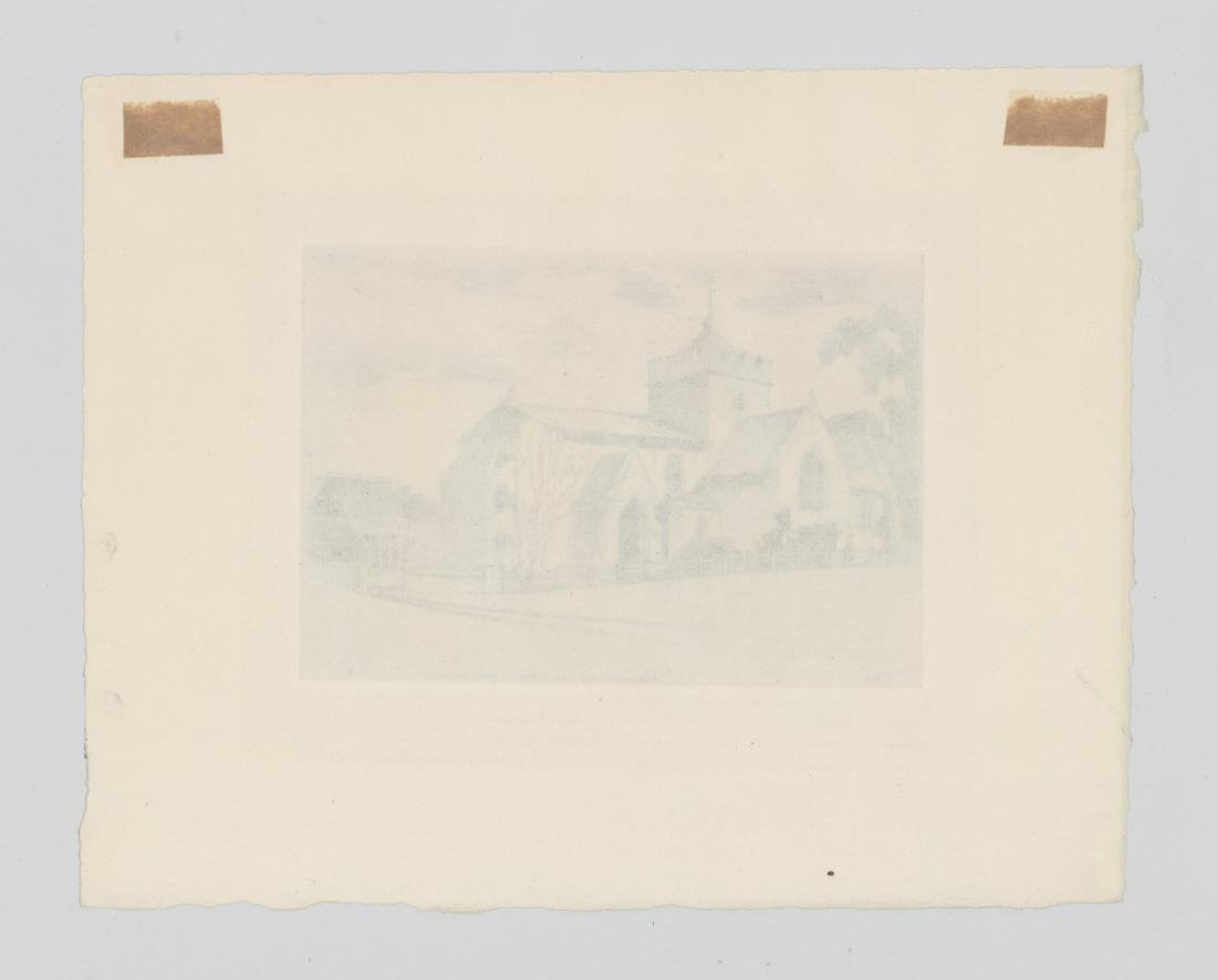 John Taylor Arms Demonstration Plate Etching - 4