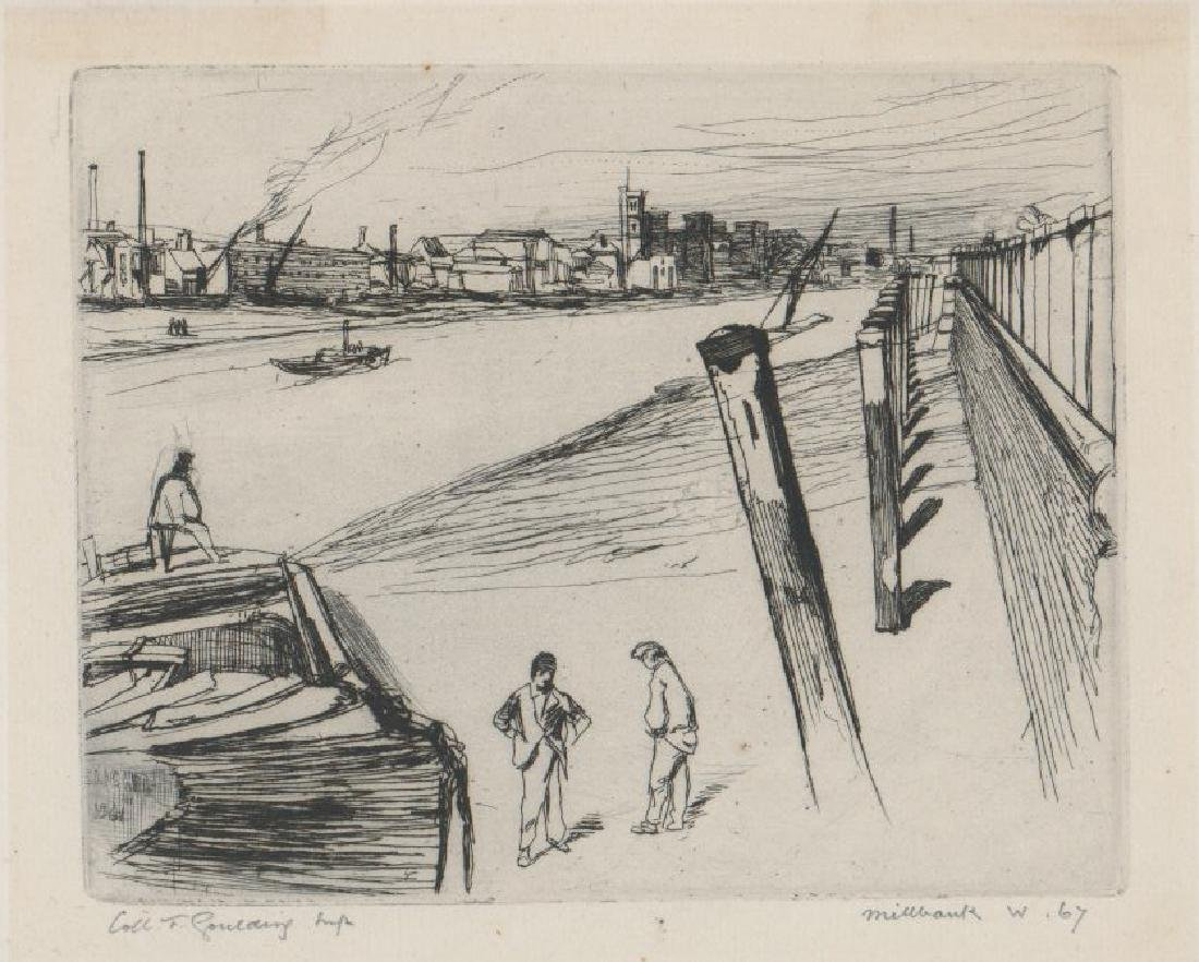James A.M. Whistler Millbank