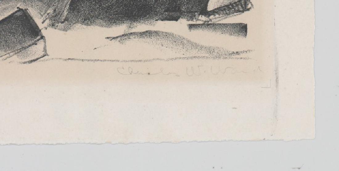 Charles W. Ward Lithograph [Laborer] - 3