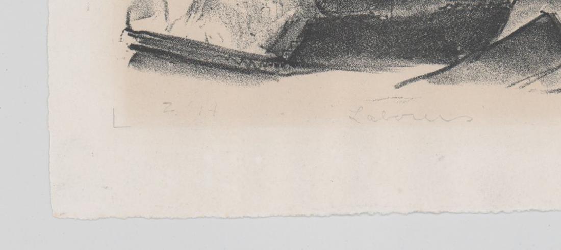 Charles W. Ward Lithograph [Laborer] - 4