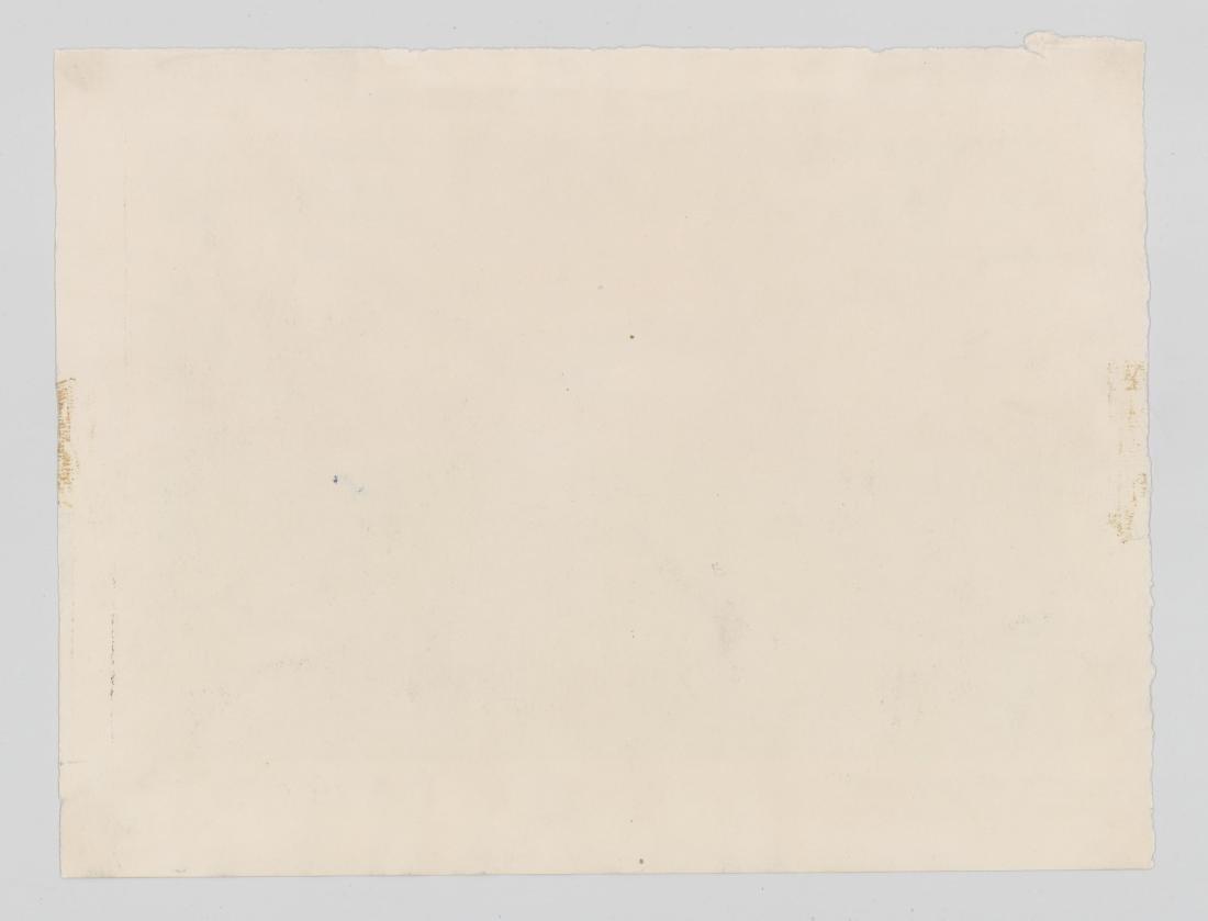 Ernest O. Mondorf Lithograph [Landscape No.1] - 5