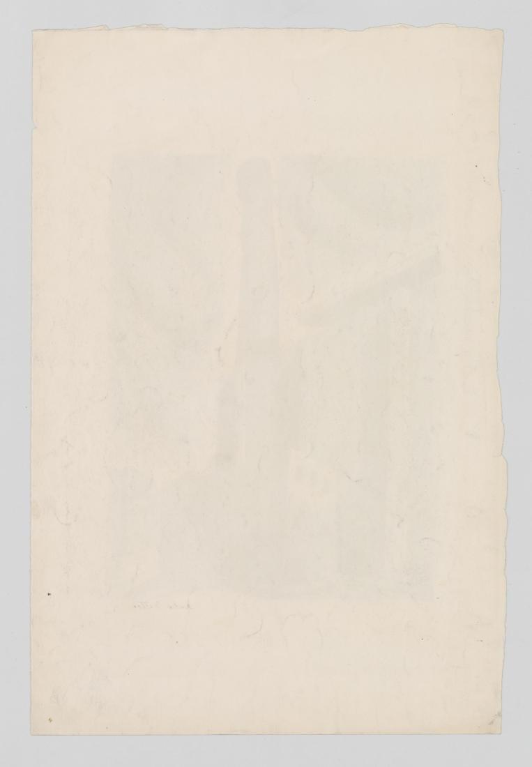 Charles Mattox WPA Era Lithograph - 4