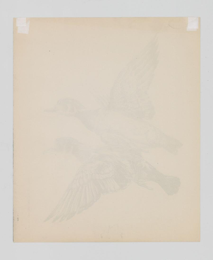 Gus Galion Lithograph [Vacation Bound] - 4