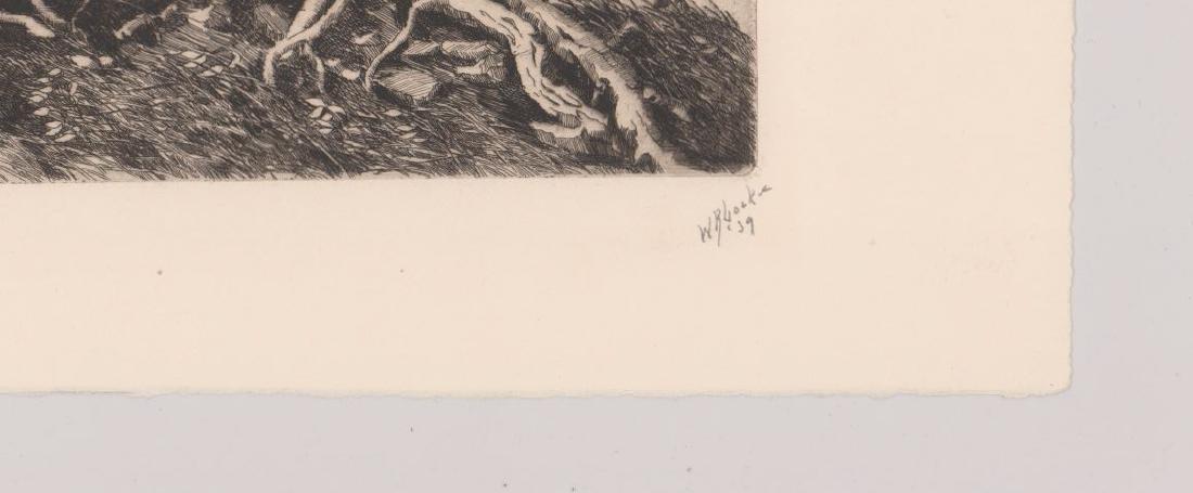 Walter Ronald Locke (1883-1949) Etching - 3