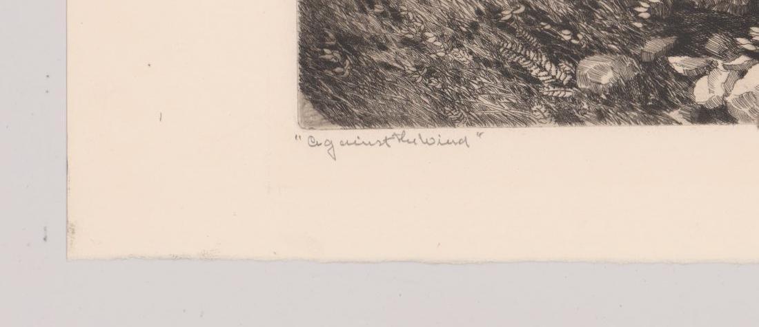 Walter Ronald Locke (1883-1949) Etching - 4