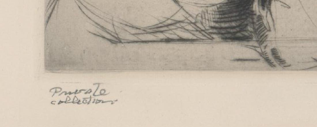 Percy Albee (1883-1959) Etching - 4