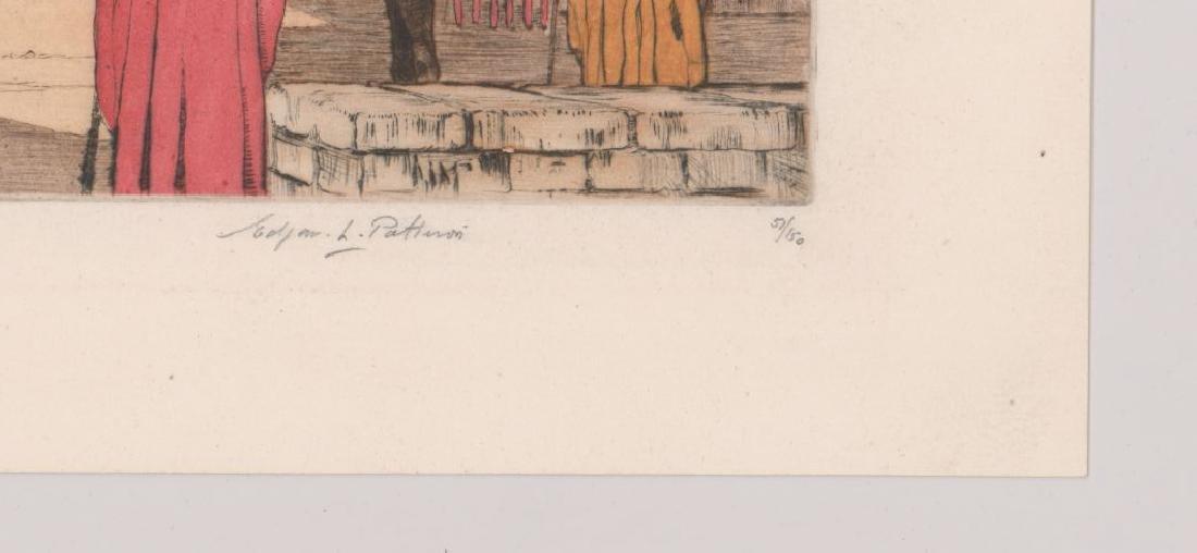 Edgar L. Pattison (b.1872) Etching - 3