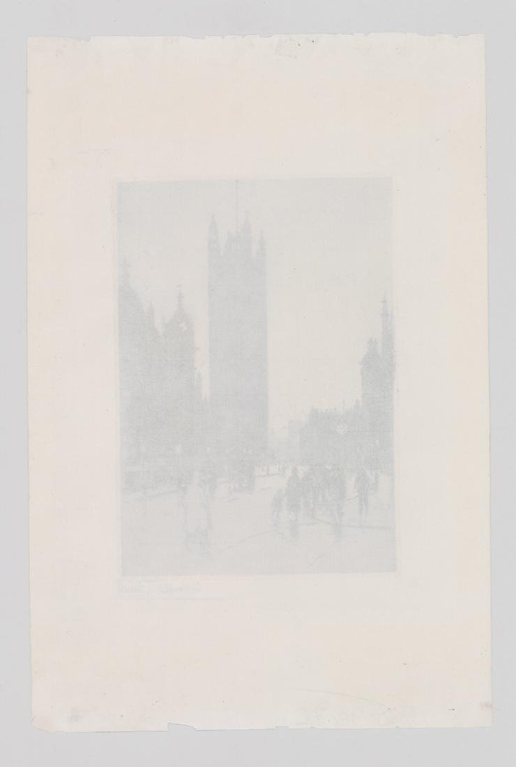 Joseph Pennell Etching - 4