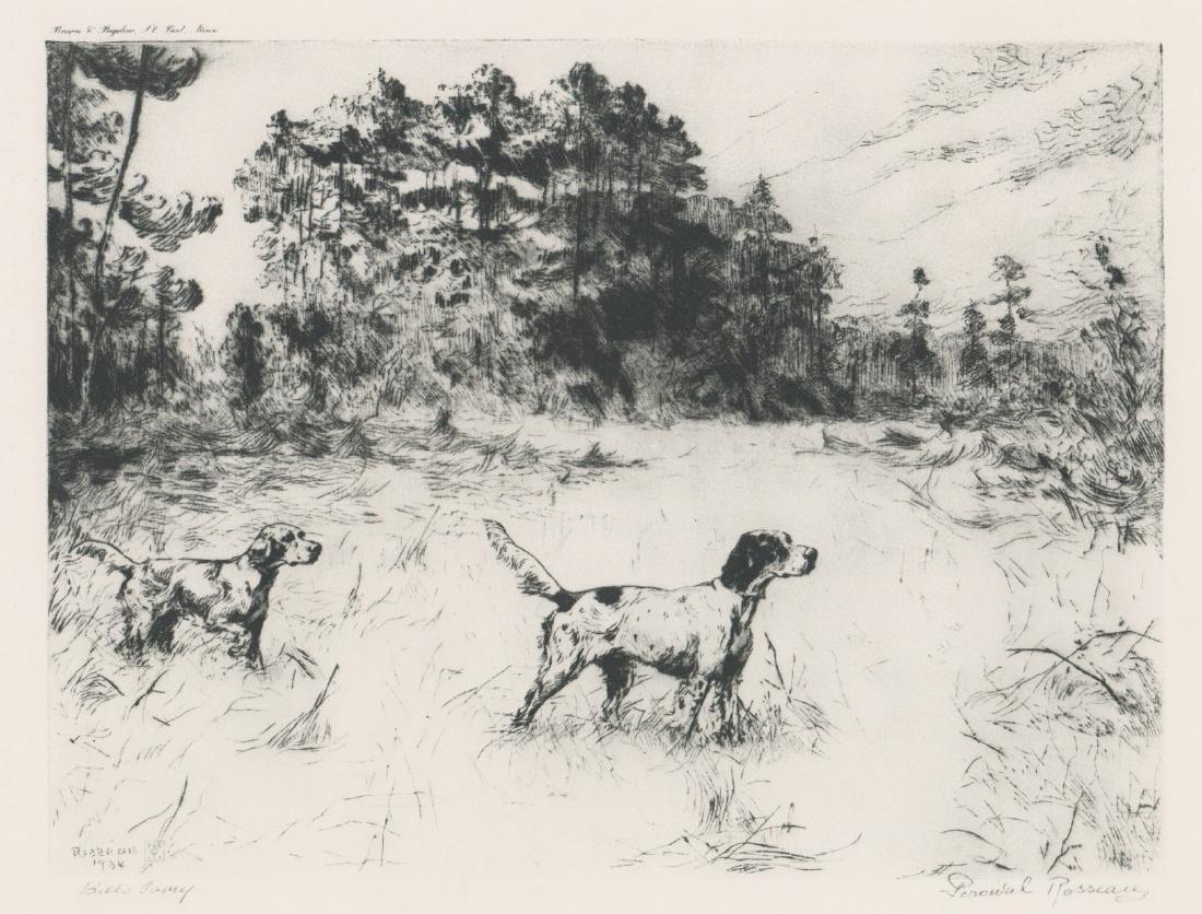 Percival Leonard Rosseau (1859 - 1937)