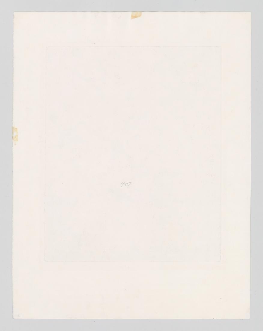 Hans Kleiber Large Etching - 5
