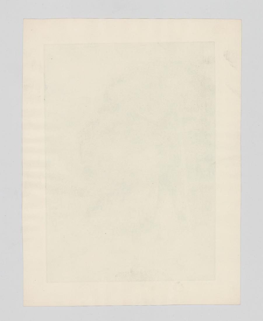 Roy C. Fox (New York 1908-1993) Etching - 4