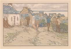 Henri Riviere France 18641951