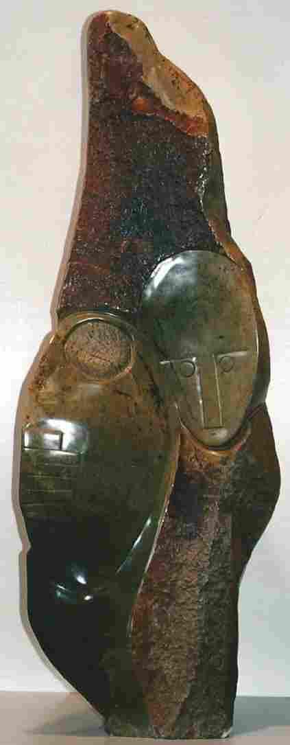 Henry Munyaradzi Shona Stone Sculpture