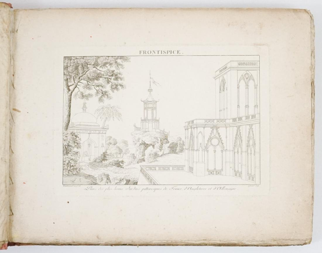 The Picturesque Garden 1809, First Ed.