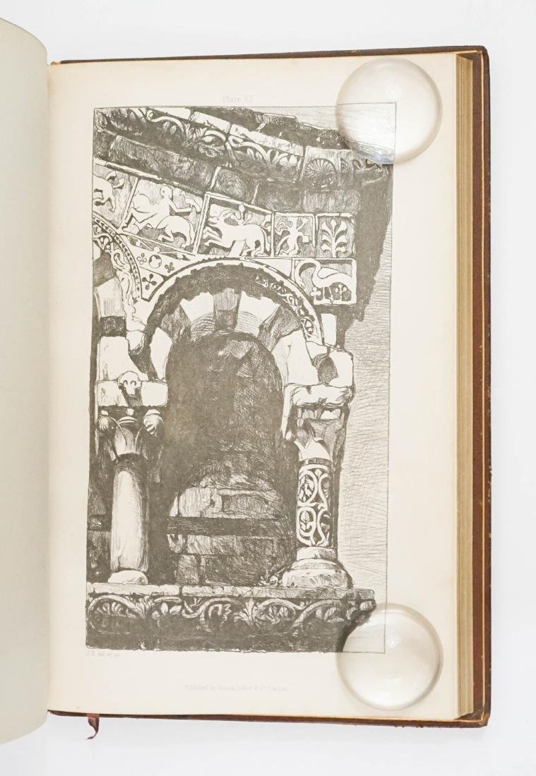 The Seven Lamps of Architecture 1849 First Ed. - 8