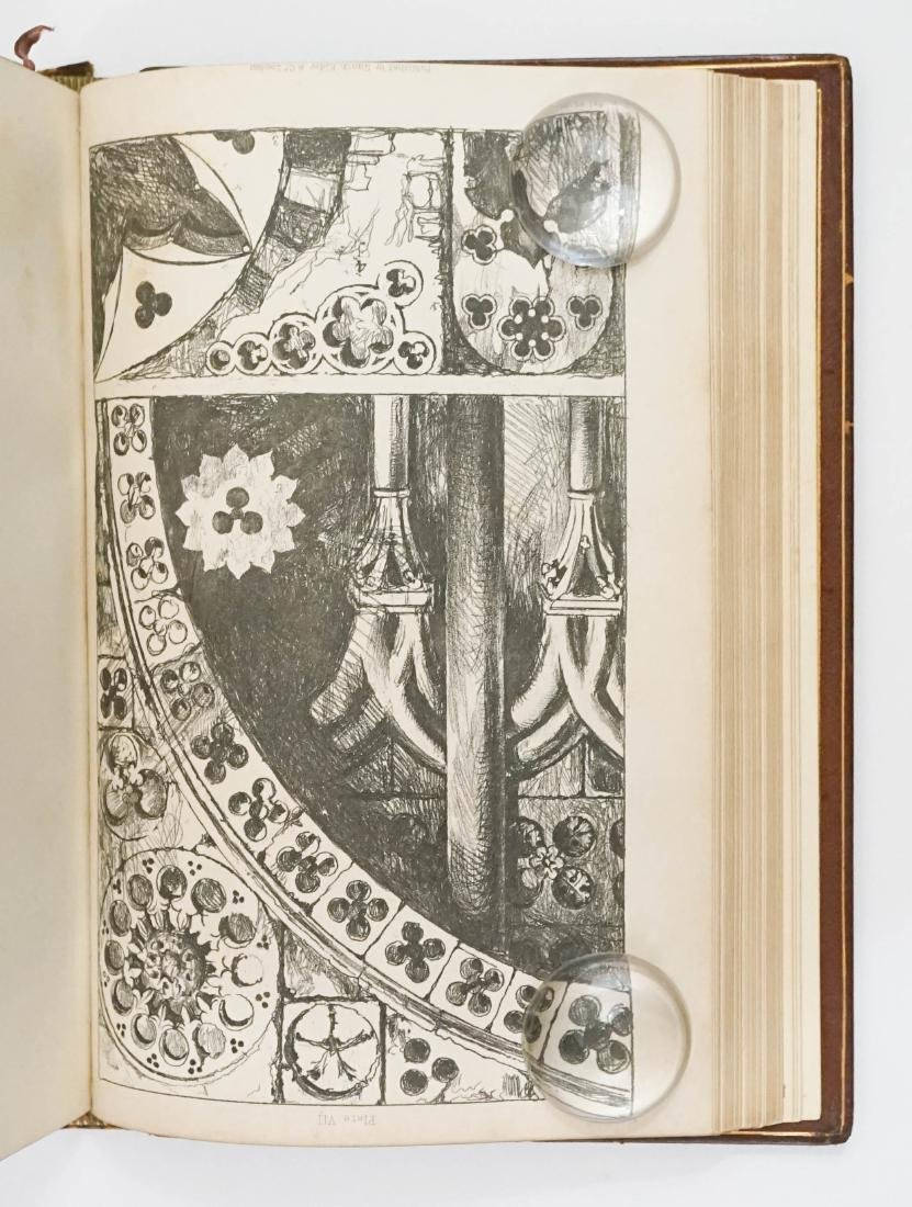 The Seven Lamps of Architecture 1849 First Ed. - 9