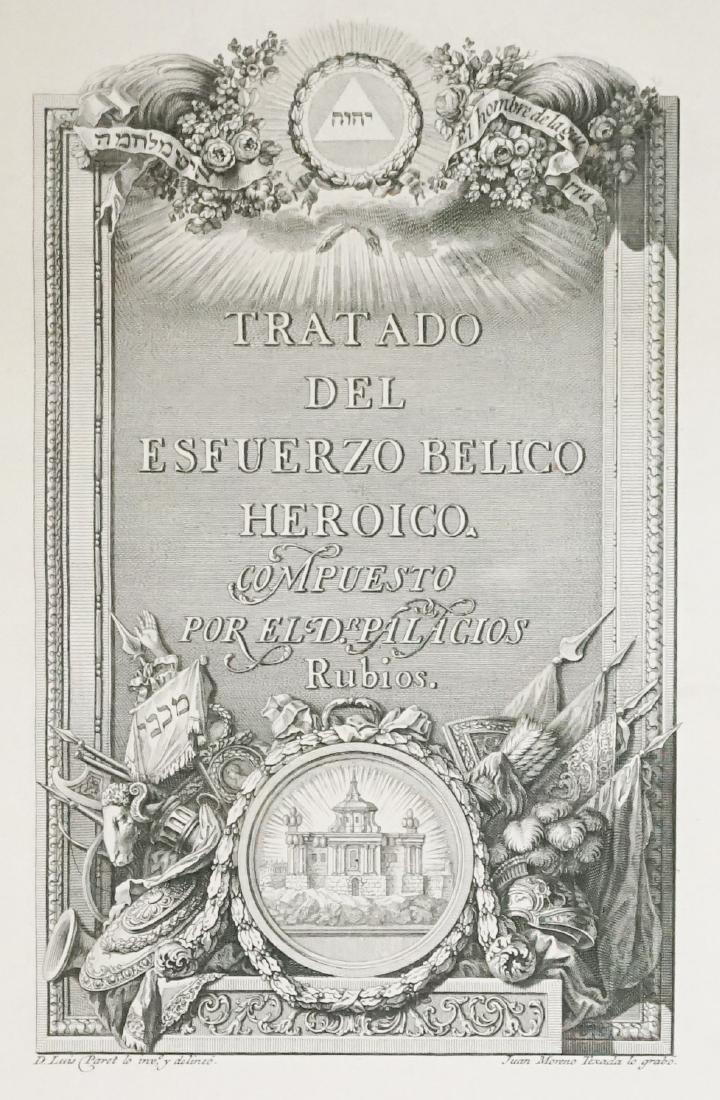 Tratado del Esfuerzo Belico 1793