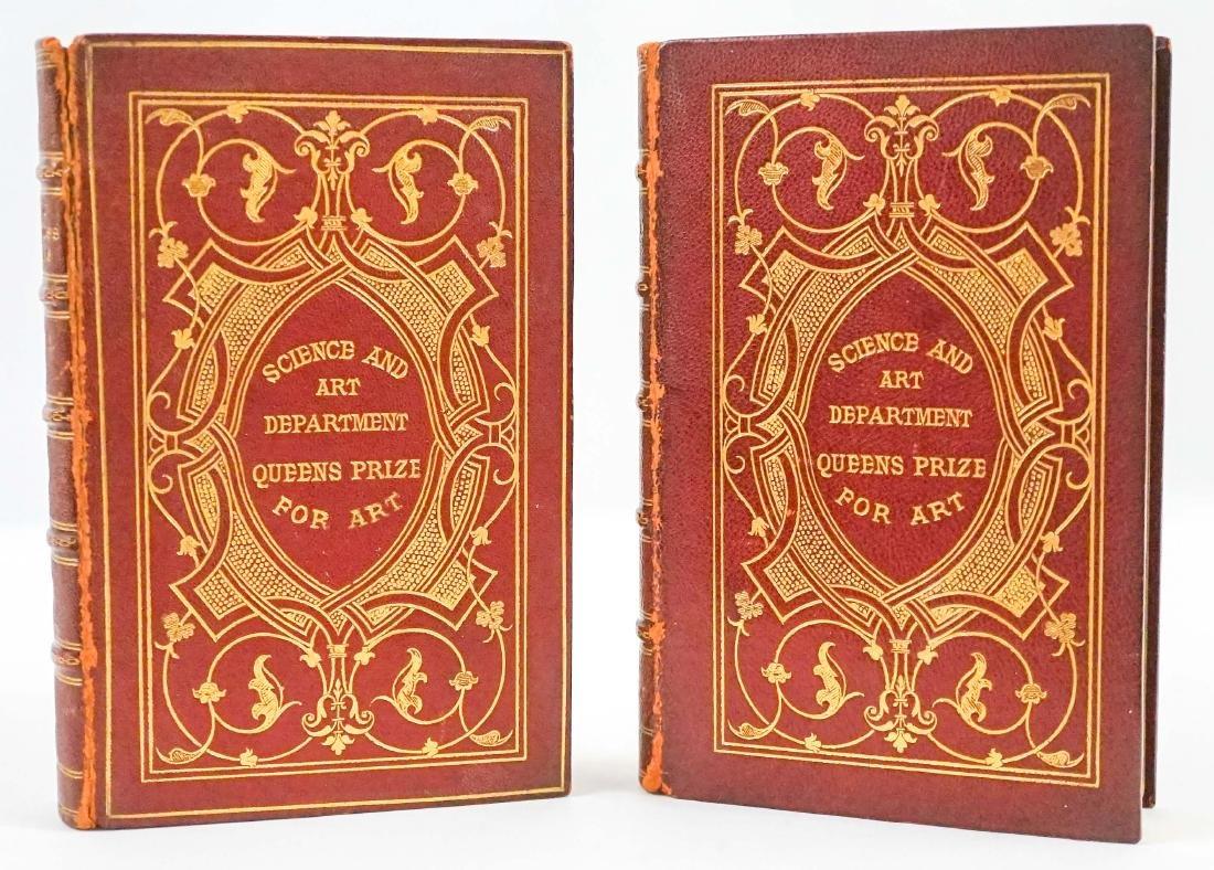 The Literary Works of Sir Joshua Reynolds; 2 Vol