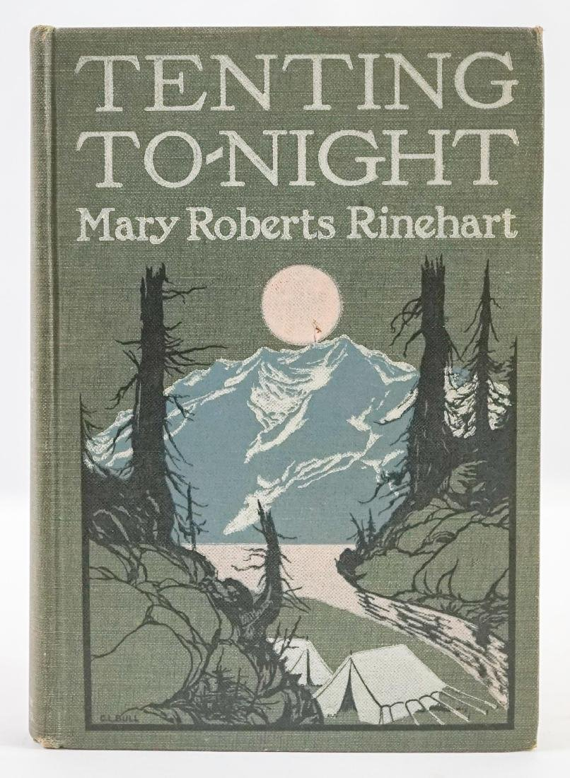 Tenting To-Night by Mary Roberts Rinehart 1918