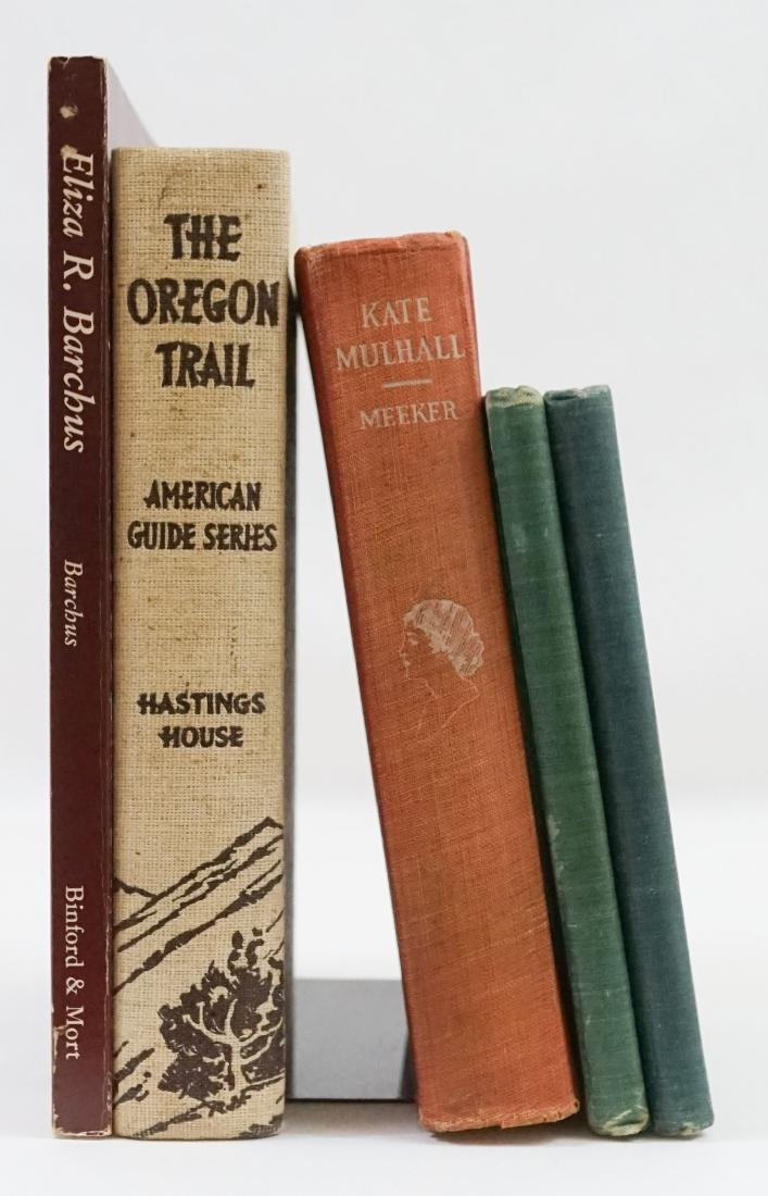 Group of Five Oregon Books
