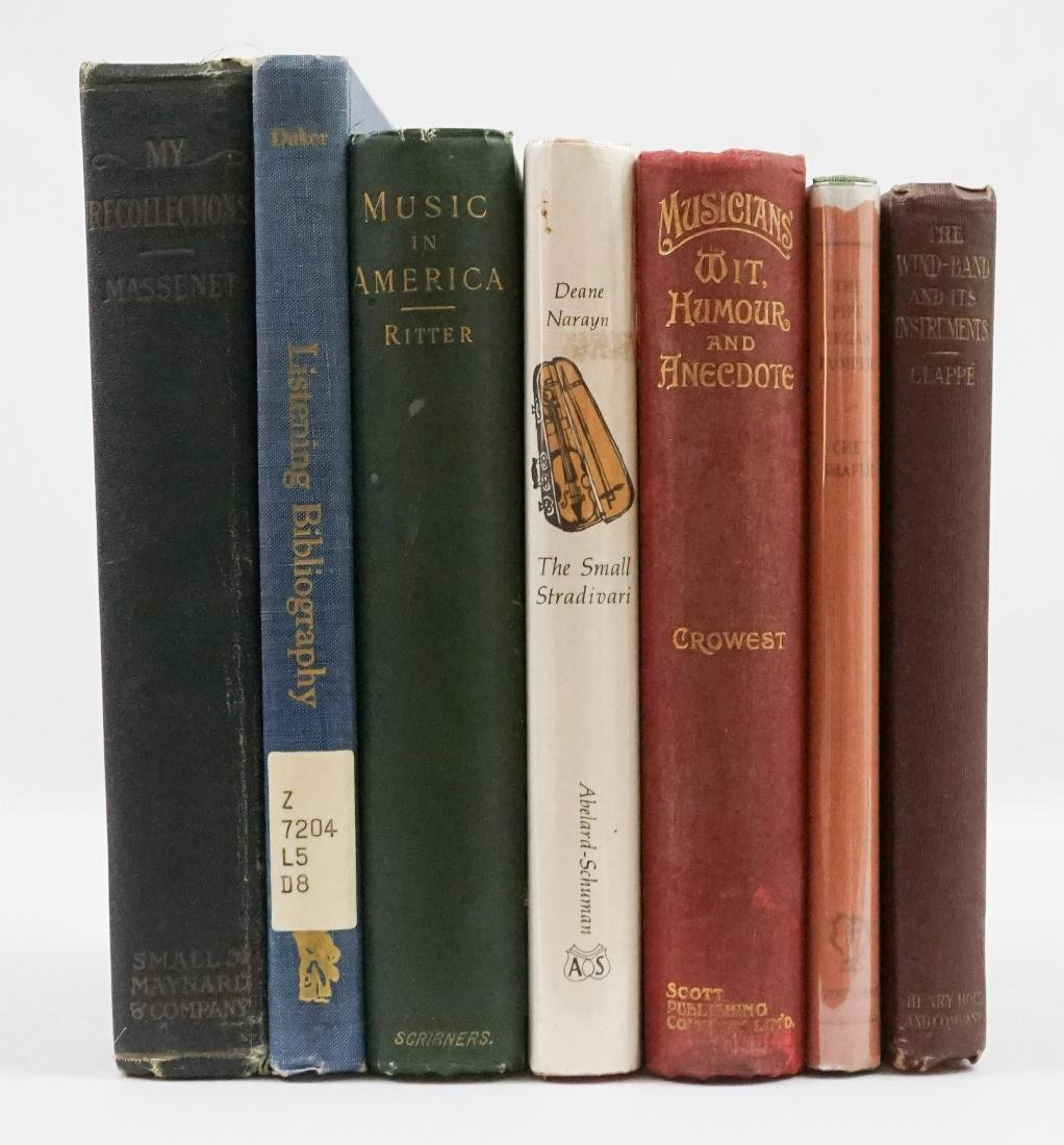 Group of Seven Music Books