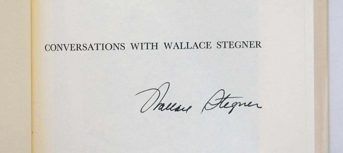 Conversations with Wallace Stegner 1983