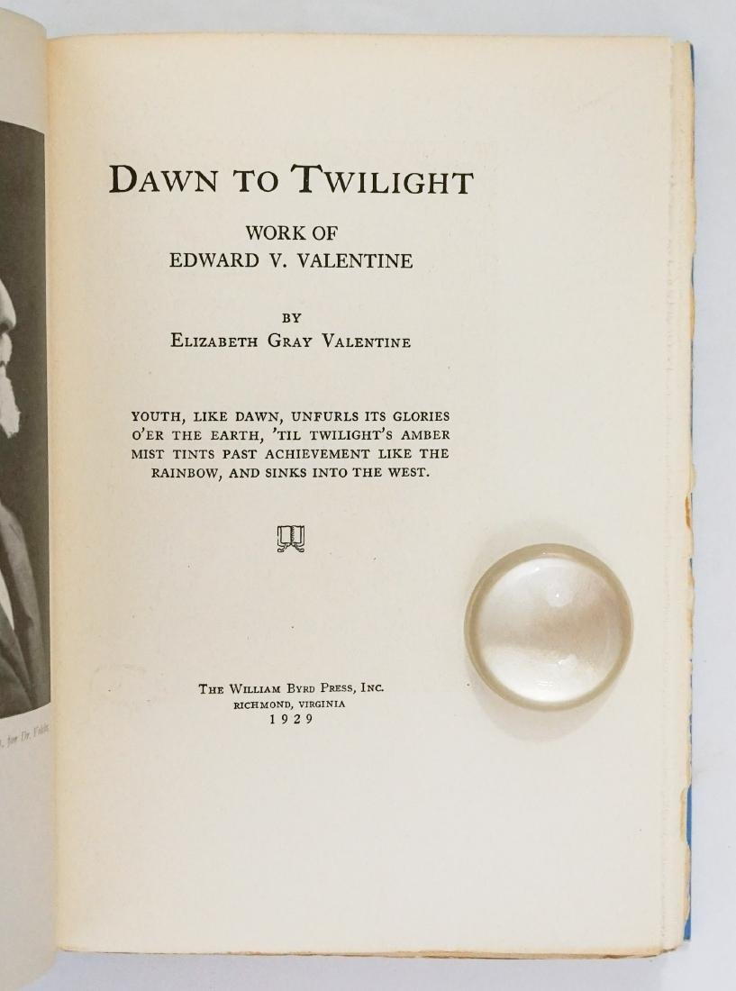 Dawn to Twilight by Elizabeth Gray Valentine