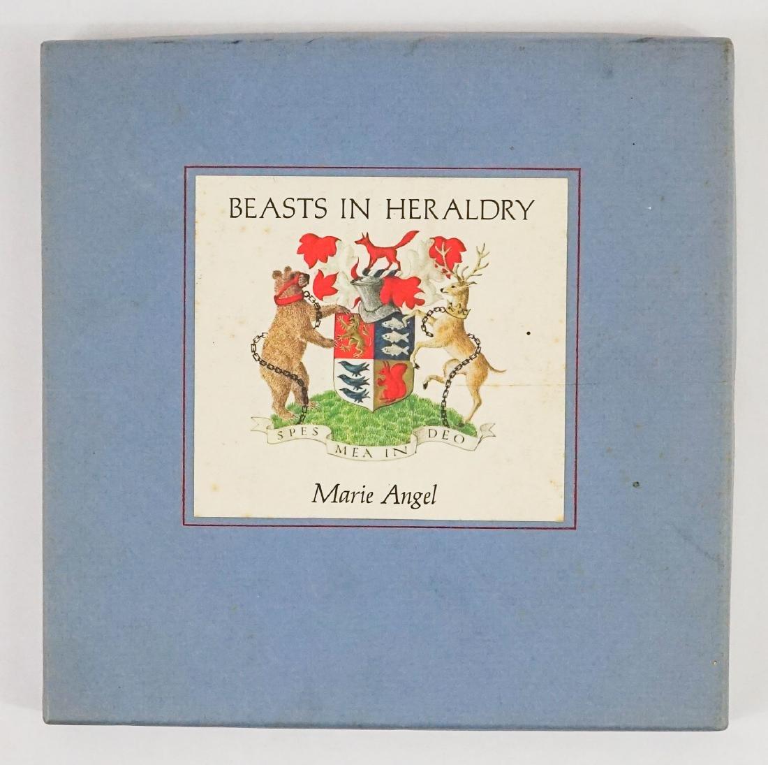 Beasts in Heraldry by Marie Angel 1974