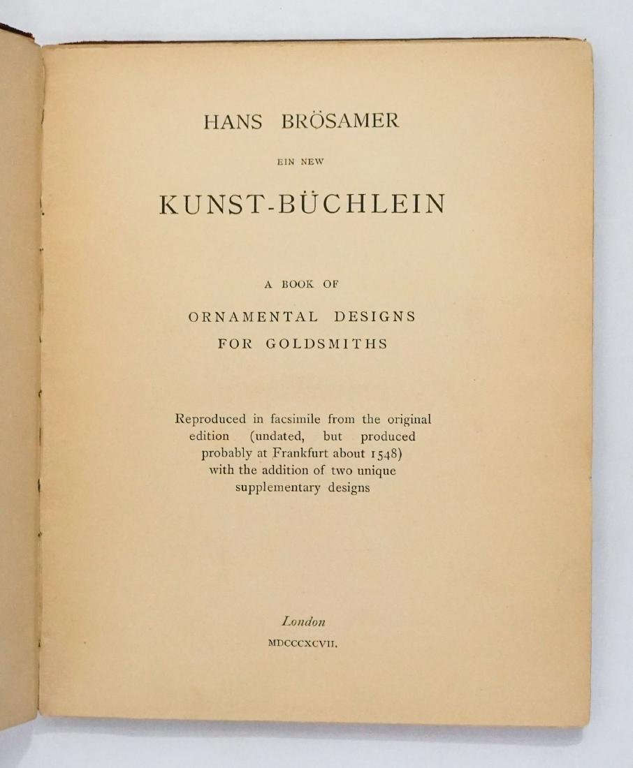 Hans Brosamer (Facsimile 1897)