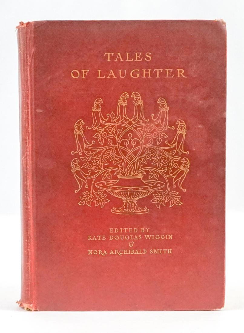 Tales of Laughter; A Third Fairy Book 1908