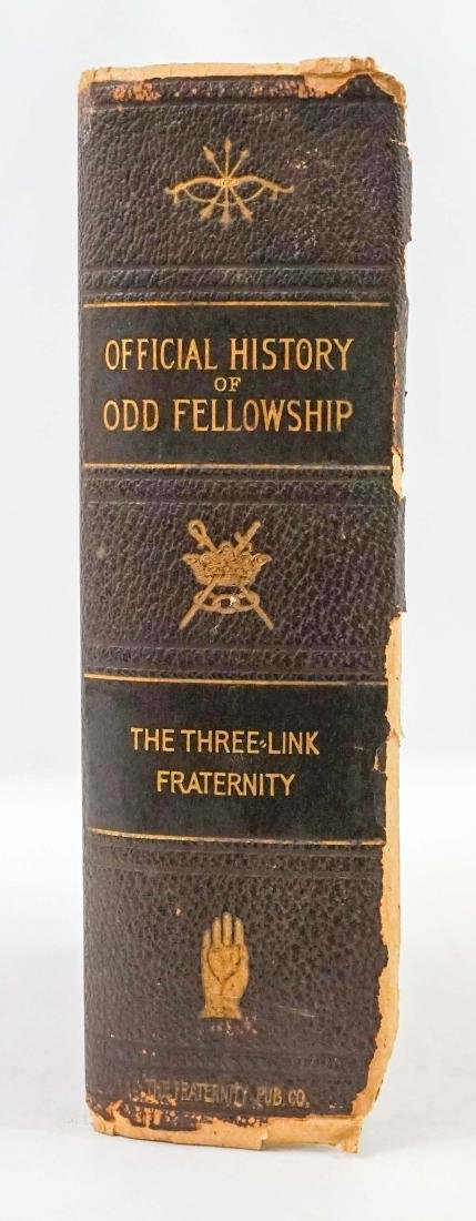 Official History of Odd Fellowship 1914