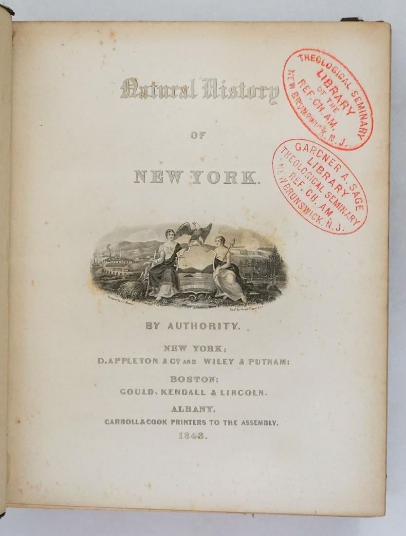 Natural History of New York 1843