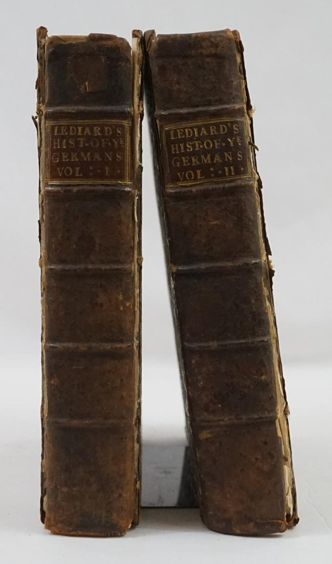 2 Vol. History of the Ancient Germans 1738