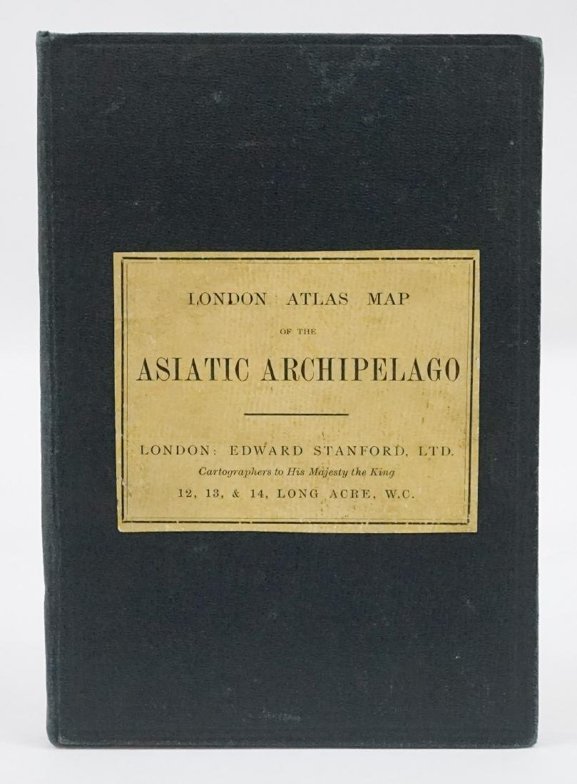 London Atlas of the Asiatic Archipelago
