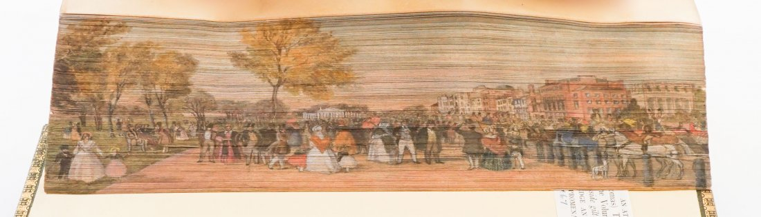 The Poetical Works of Thomas Moore Fore-Edge