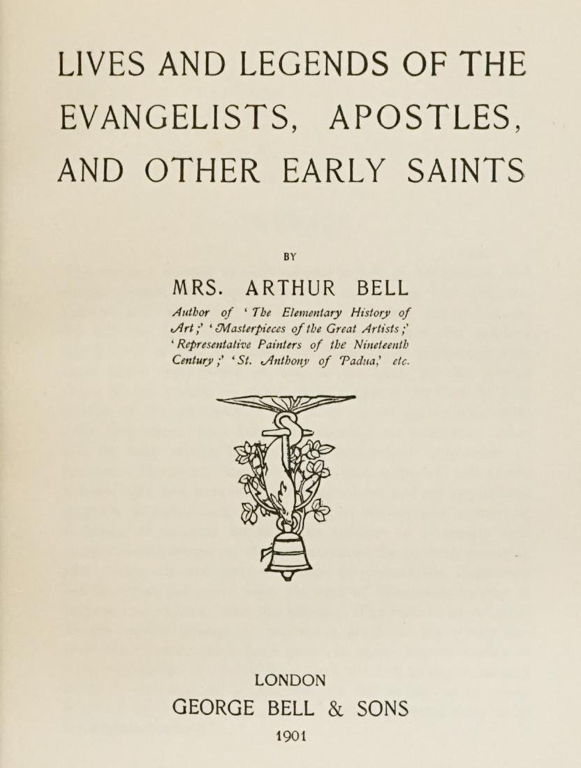 The Saints in Christian Art 1901