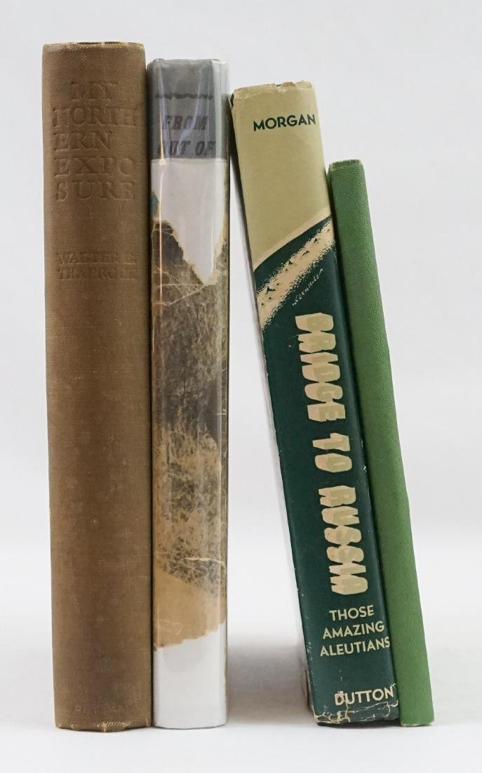 2 Books; The Autobiography of a Seaman 1862 & 1872