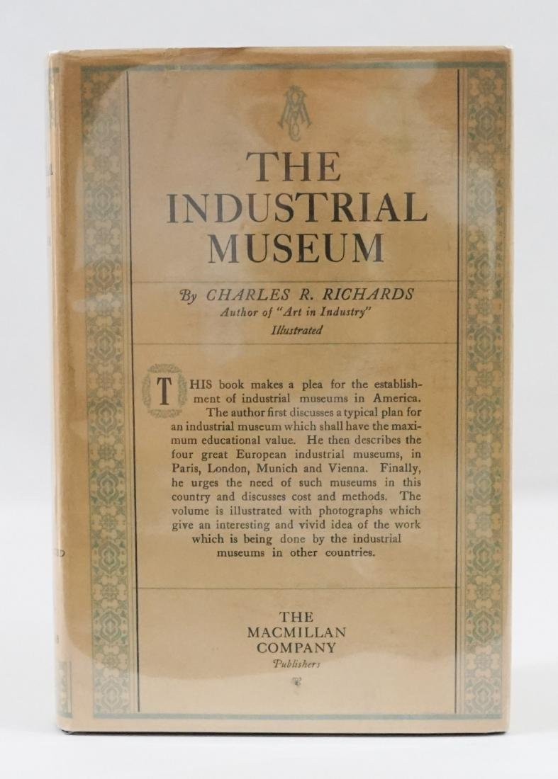 The Industrial Museum by Charles R. Richards