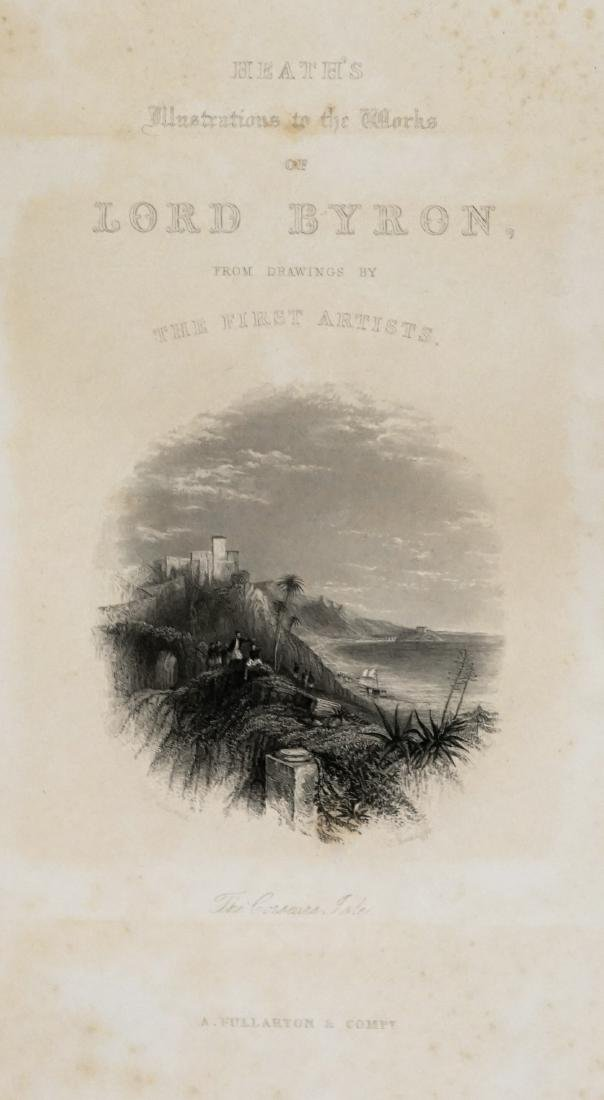 Illustrations to the Works of Lord Byron