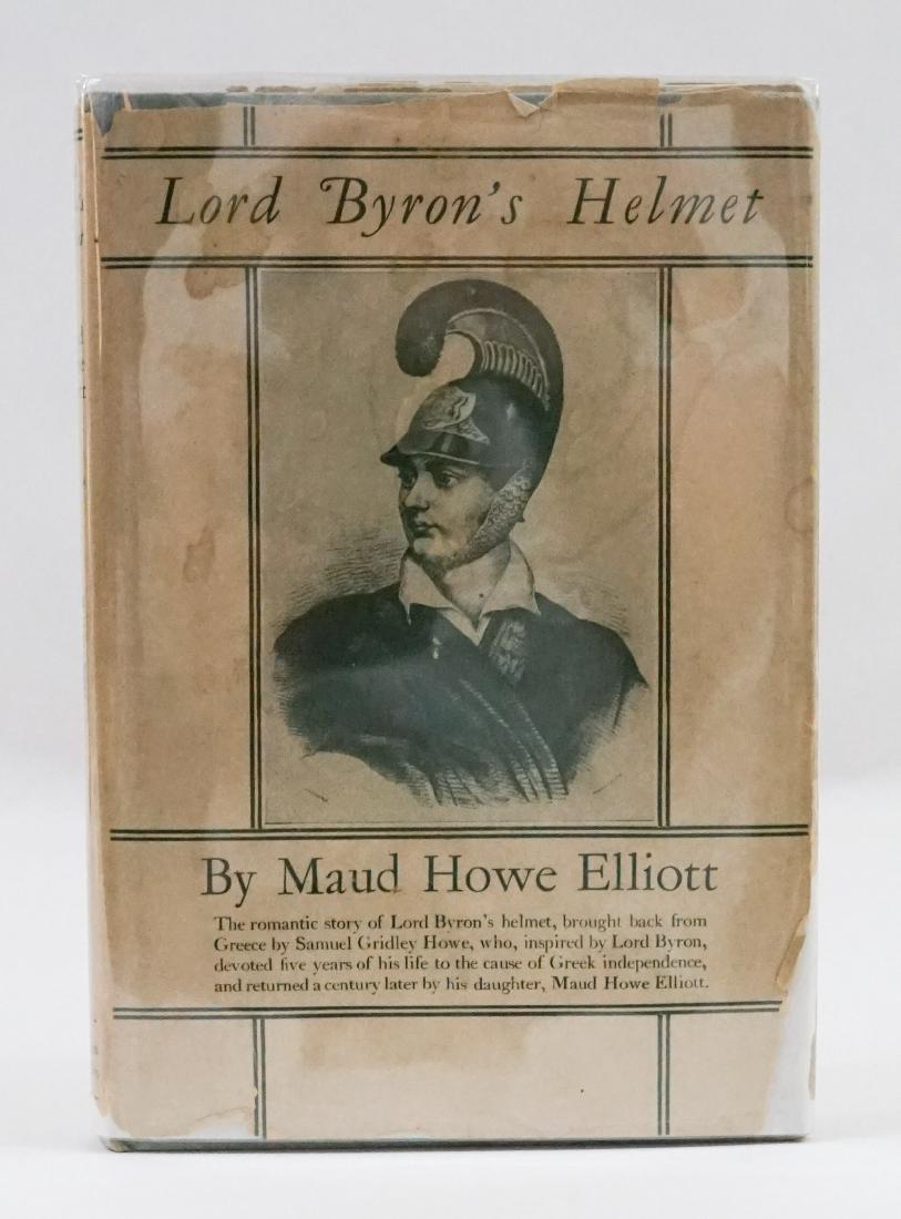 Lord Byron's Helmet by Maud Howe Elliott