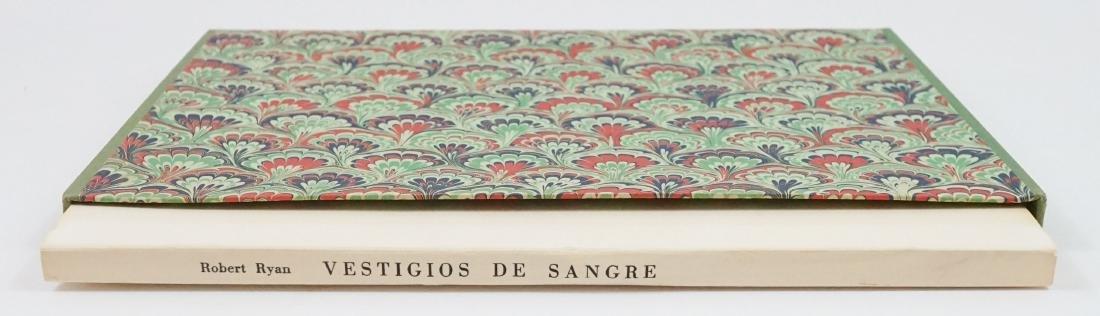 Vestigios de Sangre by Robert Ryan 1986