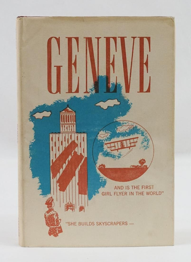 Geneve by Geneve Shaffer Parsons 1969