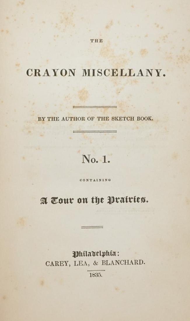The Crayon Miscellany 1835
