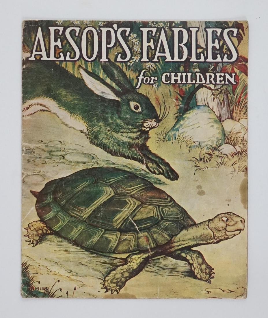 Aesop's Fables for Children 1919