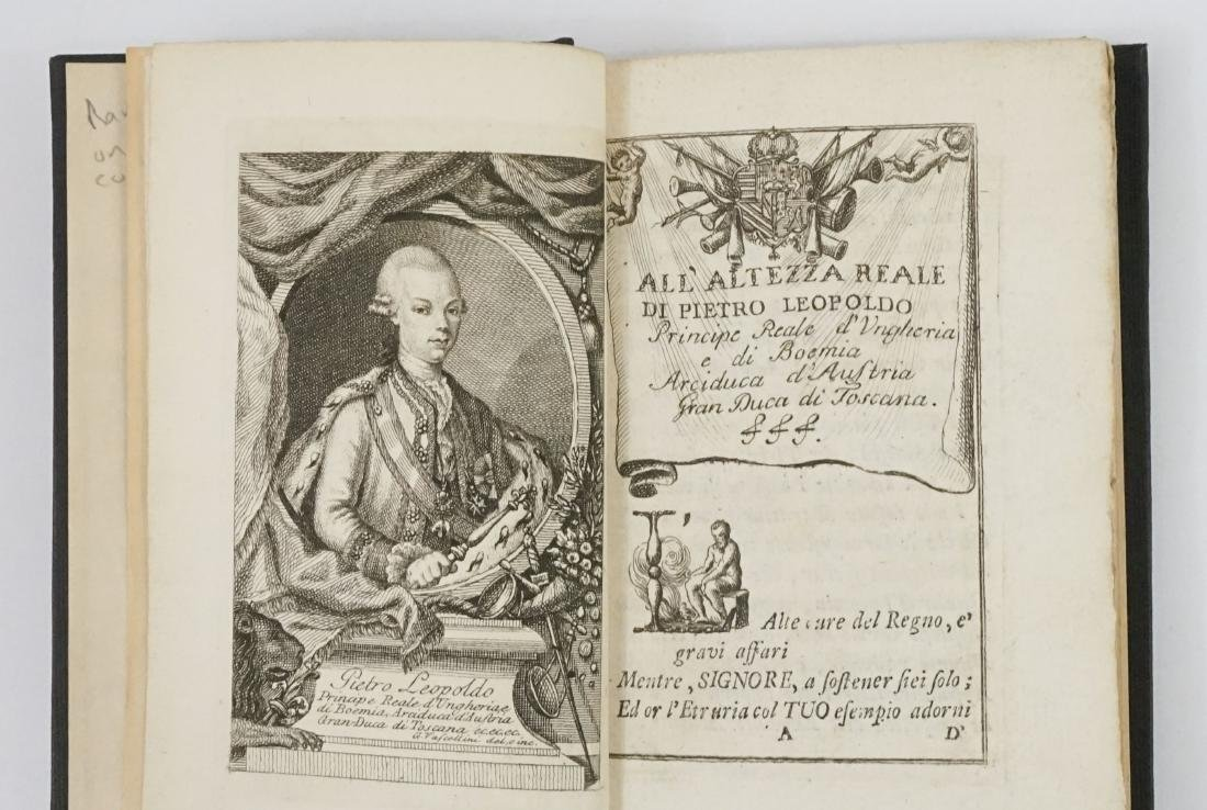 La Teoria Del Fuoco D'Anton M. Borgognini 1774