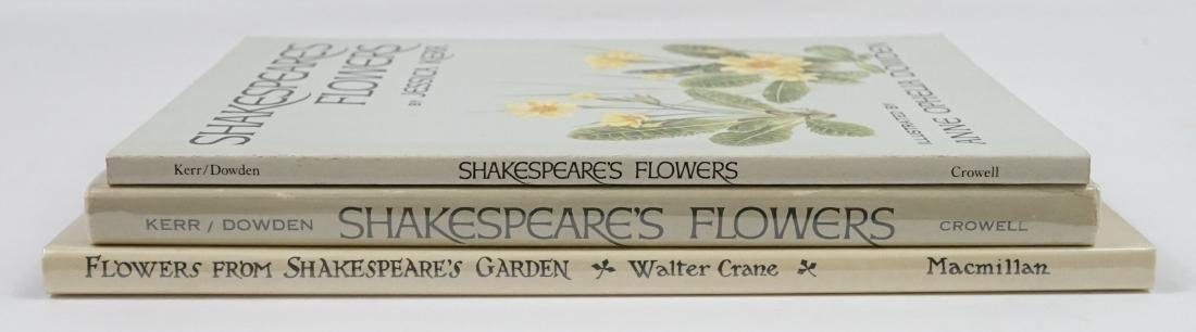 3 Shakespeare's Related Books Illustrated