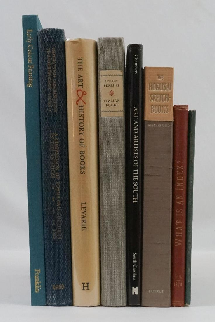Group of Eight Art History Books