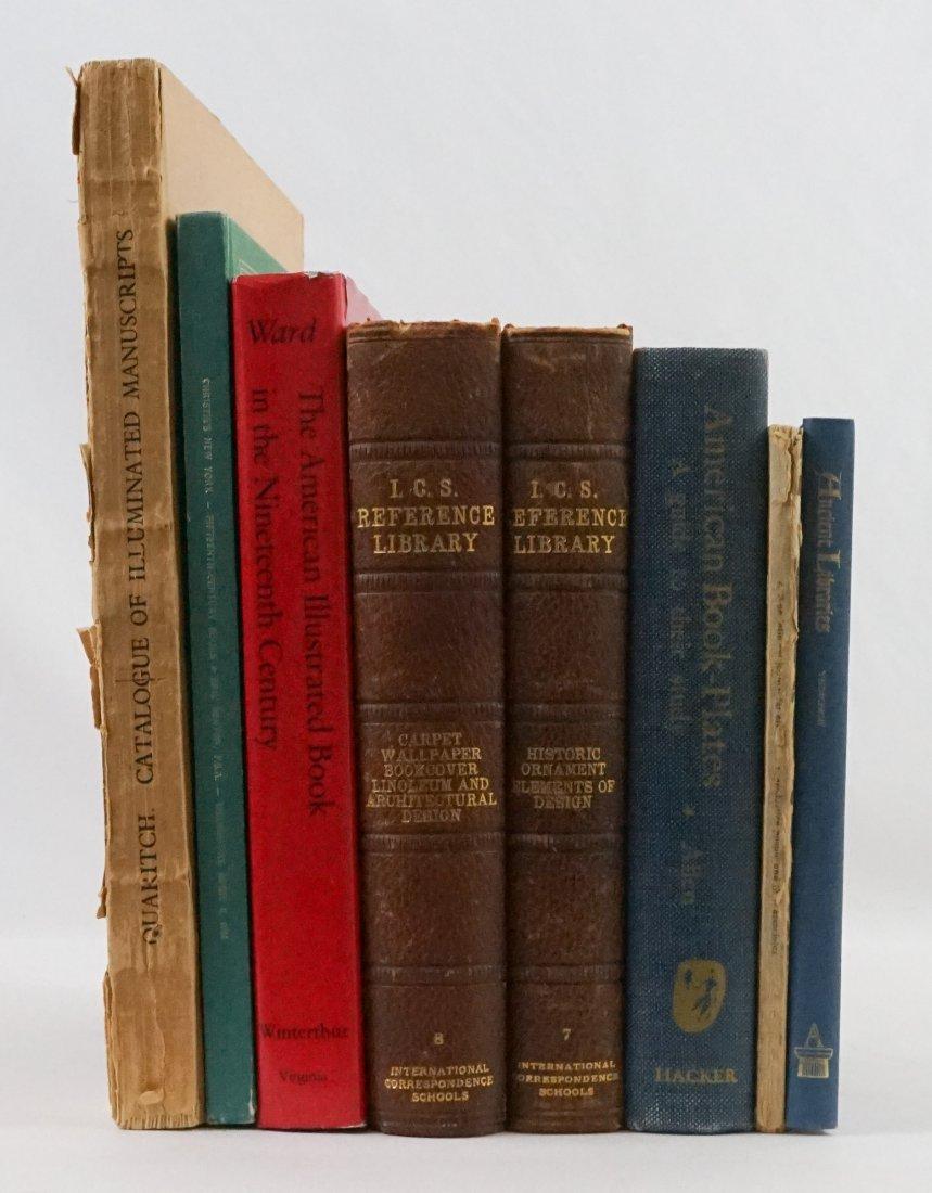 Group of Seven Design Books
